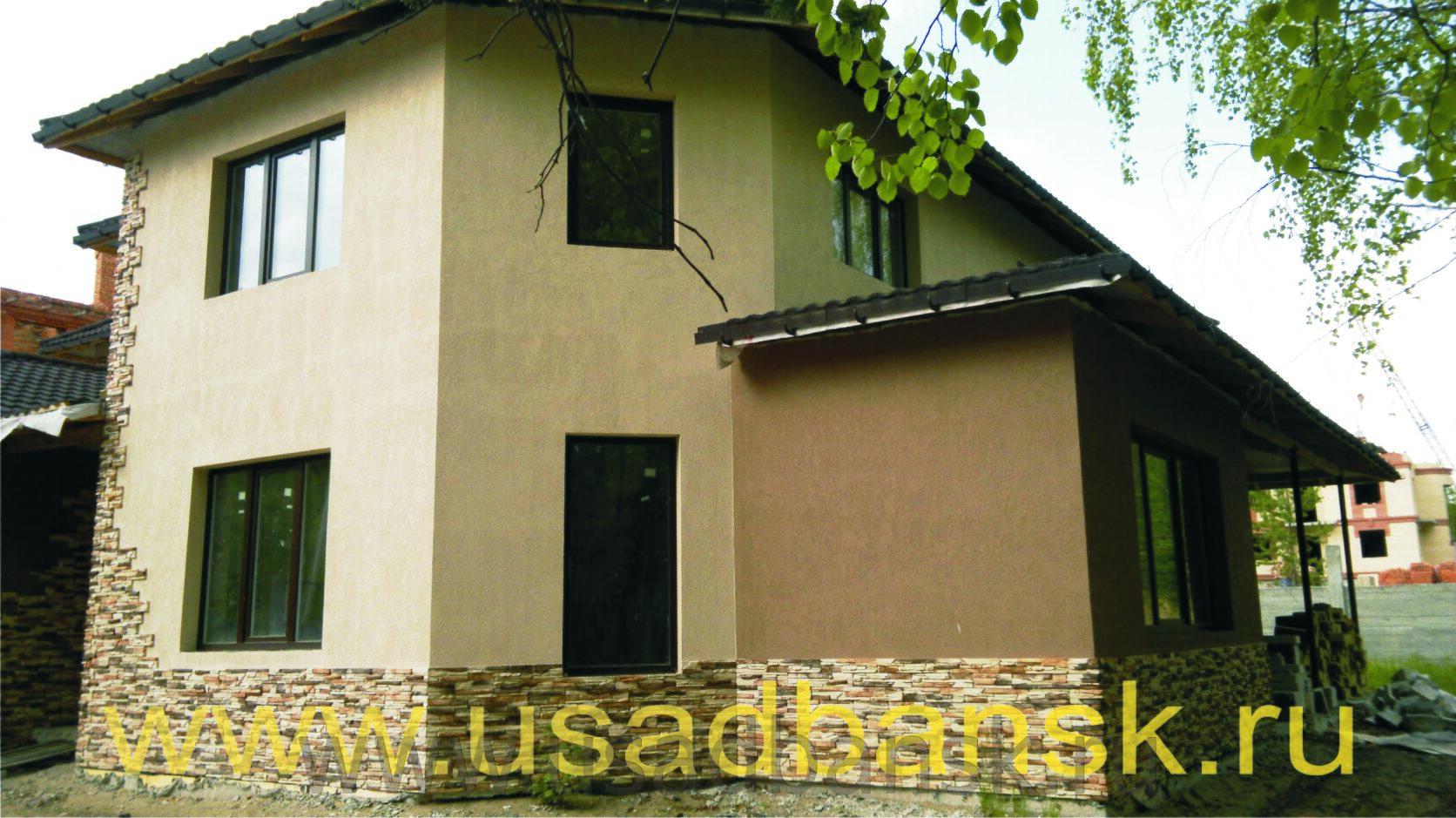 Проекты домов, коттеджей, дач и бань